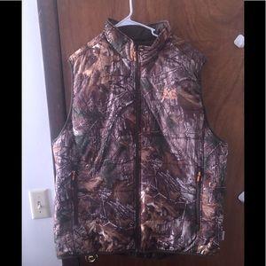 BRAND NEW RealTree Reversible Hunting Vest